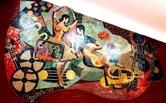 mural Chandan Cinema 1