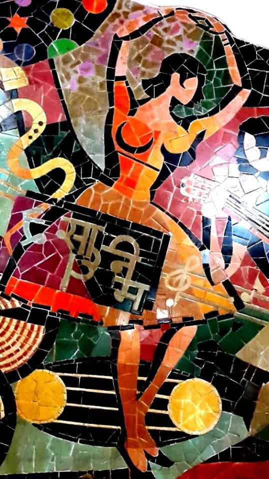 mural Chandan Cinema 3