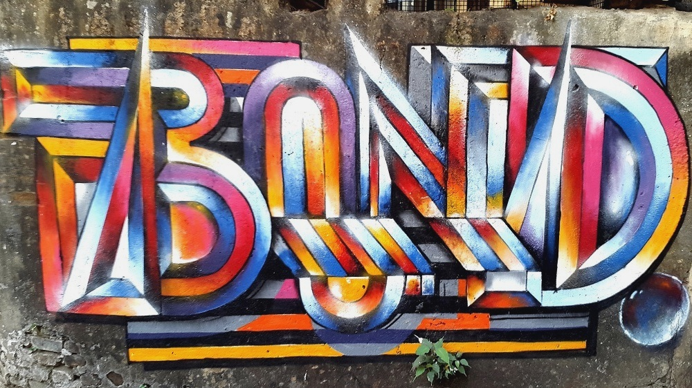 wall painting Pali Village Bandra 3 & wall art | playing with memories | Page 2