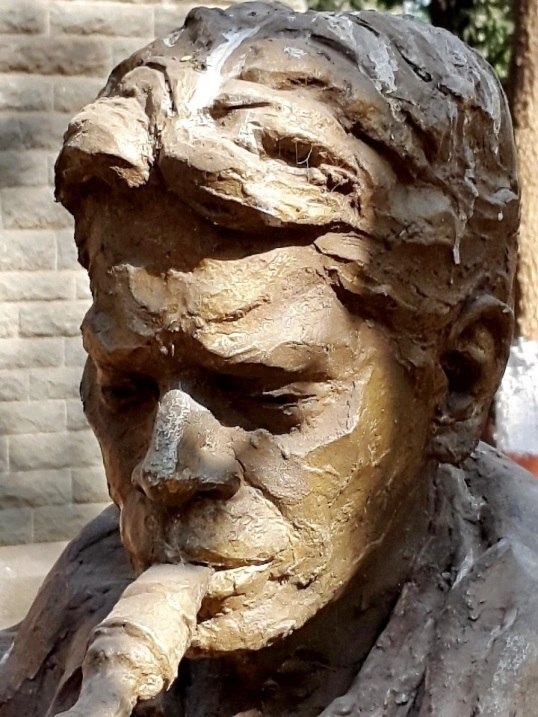 JJ School of Arts sculpture 12