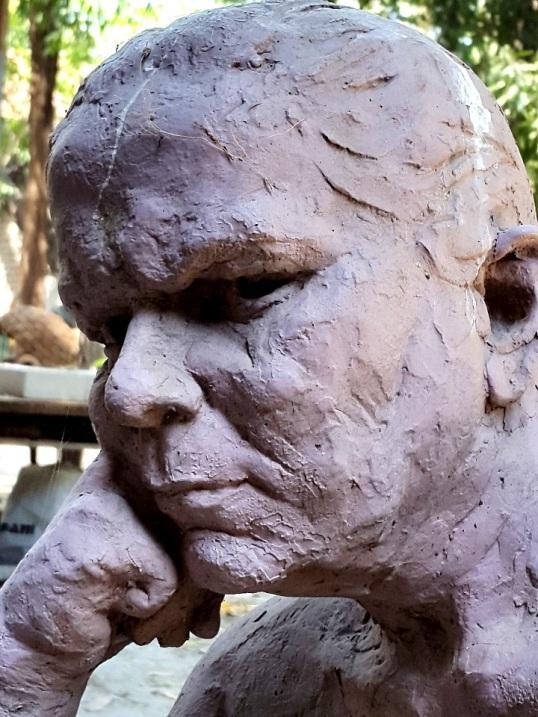 JJ School of Arts sculpture 30