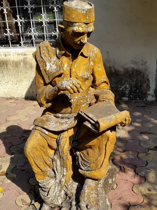 JJ School of Arts sculpture 34