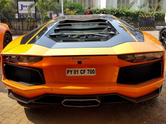 Lamborghini 12