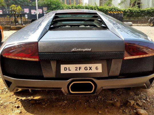 Lamborghini 8