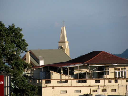Chanmari Presbyterian Church Aizawl 1