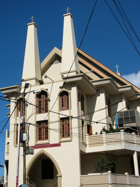 Chanmari Presbyterian Church Aizawl 2