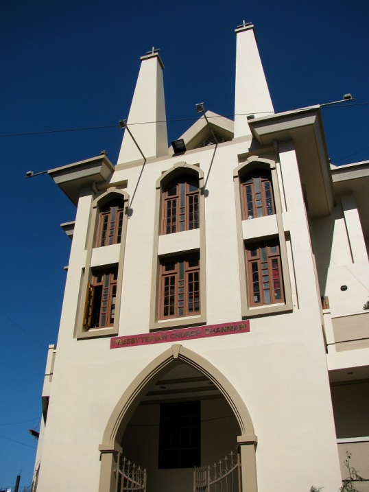 Chanmari Presbyterian Church Aizawl 3
