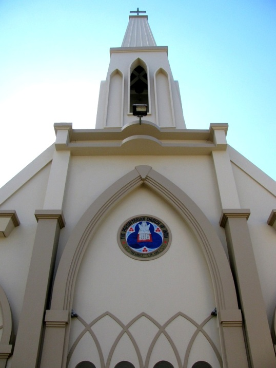 Chanmari Presbyterian Church Aizawl 4