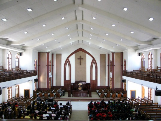 Chanmari Presbyterian Church Aizawl 6