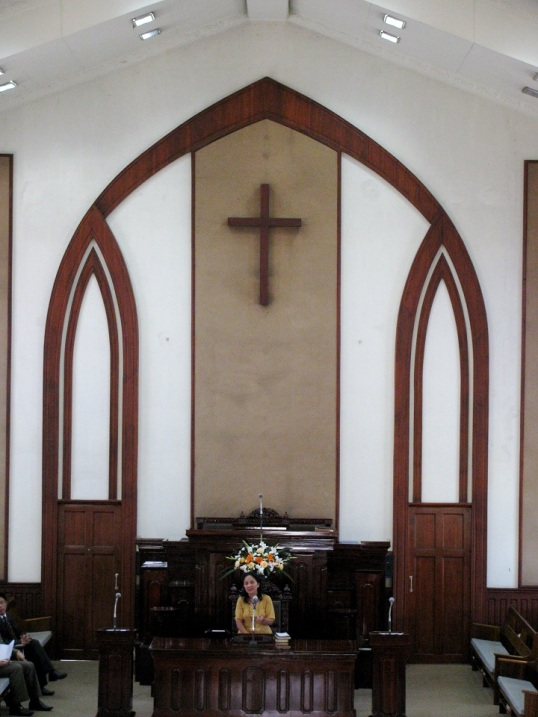 Chanmari Presbyterian Church Aizawl 7