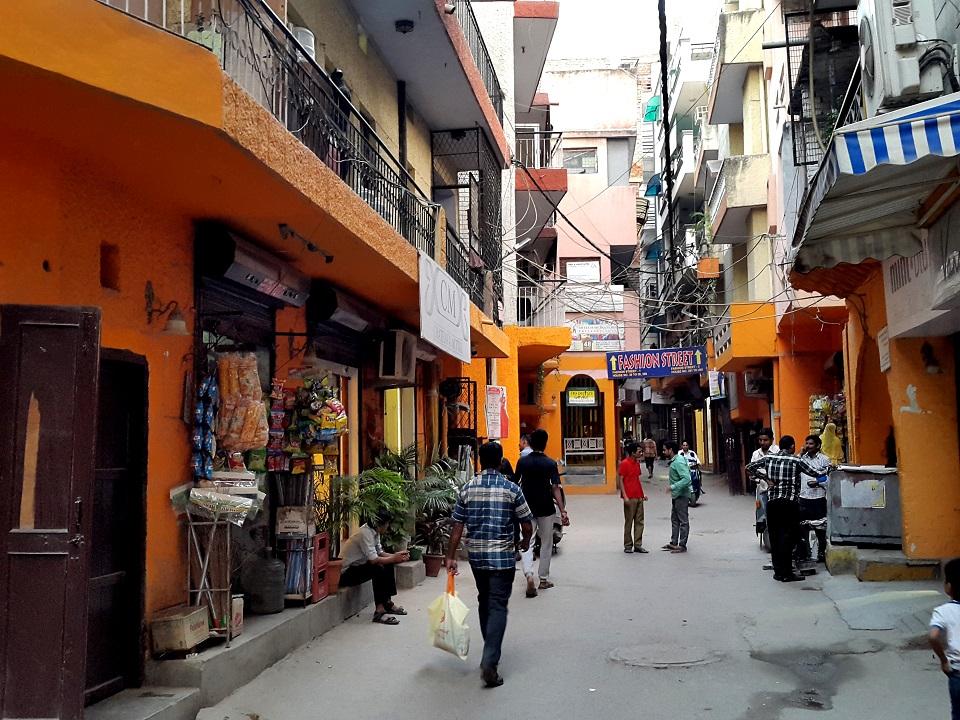 Shahpur Jat Fashion Street New Delhi Playing With Memories