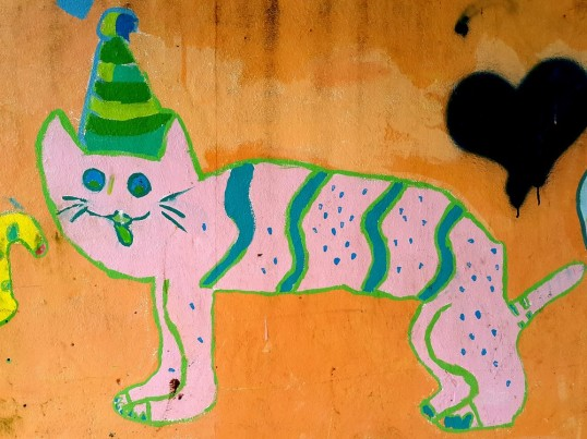 graffiti nagrana lane bandra 10