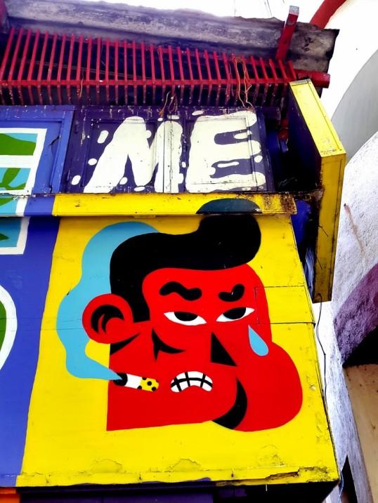graffiti nagrana lane bandra 12