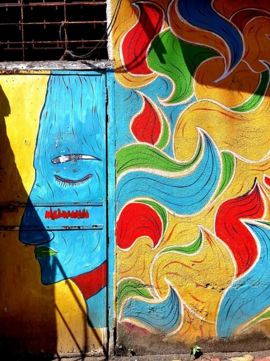 graffiti nagrana lane bandra 14