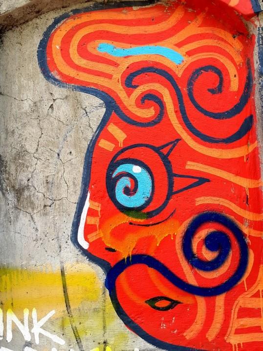 graffiti nagrana lane bandra 19