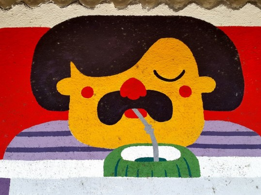 graffiti nagrana lane bandra 2