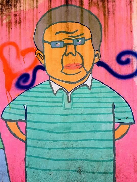 graffiti nagrana lane bandra 22