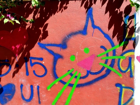 graffiti nagrana lane bandra 4