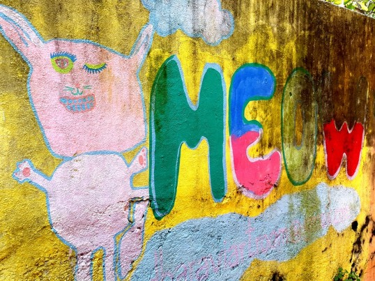 graffiti nagrana lane bandra 9