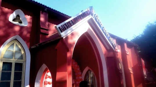 Red Church Indore 1